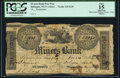 Dubuque, IA (Wis. Terr.)- Miners Bank $10,000 Post Note Aug. 23, 1863 (sic) PCGS Apparent Fine 15