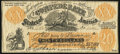 XX-1/C1 $20 Female Riding Deer Bogus Note 1861 Back A Very Good-Fine