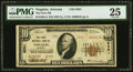 Nogales, AZ - $10 1929 Ty. 2 The First National Bank Ch. # 6591 PMG Very Fine 25