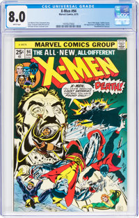 X-Men #94 (Marvel, 1975) CGC VF 8.0 White pages