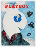 Magazines:Miscellaneous, Playboy #5 (HMH Publishing, 1954) Condition: FN+....