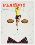 Magazines:Miscellaneous, Playboy #11 (HMH Publishing, 1954) Condition: FN....