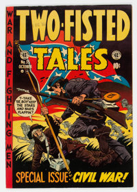 Two-Fisted Tales #35 (EC, 1953) Condition: FN/VF