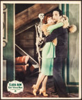 "Movie Posters:Romance, Get Your Man (Paramount, 1927). Fine/Very Fine. Jumbo Lobby Card (14"" X 17""). Romance.. ..."