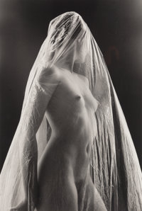 Ruth Bernhard (American, 1905-2006) Transparent, 1968 Gelatin silver, printed later 9-5/8 x 6-1/2 inches (24.4 x 16.5
