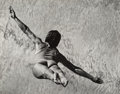 Photographs:Gelatin Silver, Lev Borodulin (Russian, 1923-2018). Diver, 1960. Gelatin silver. 12 x 9-1/2 inches (30.5 x 24.1 cm). Signed and dated in...