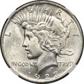 Peace Dollars: , 1923 $1 MS63 NGC. CAC. NGC Census: (111929/192874). PCGS Population: (89476/108777). MS63. Mintage 30,800,000. ...