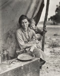 Photographs:Gelatin Silver, Dorothea Lange (American, 1895-1965). Four Photographs of California in the 1930s (4 works), 1936-1939. Gelatin silver, ... (Total: 4 )