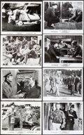 """Movie Posters:War, The Great Escape (United Artists, 1963). Overall: Very Fine-. Photos (26) (7"""" X 9.25"""" - 8"""" X 10""""). War.. ... (Total: 26 Items)"""