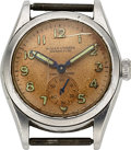 Timepieces:Wristwatch, Rolex, Ref. 3767 For Restoration Or Parts. ...