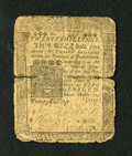 Colonial Notes:Pennsylvania, Pennsylvania March 10, 1757 20s Good-Very Good. This rare note hasbeen split in half and repaired. This is only the fifth e...