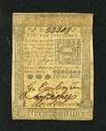 Colonial Notes:Pennsylvania, Pennsylvania October 1, 1773 15s Very Fine. This is an attractiveexample of this popular Pennsylvania issue that has bold s...