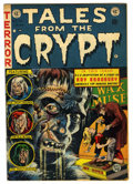 Golden Age (1938-1955):Horror, Tales From the Crypt #34 (EC, 1953) Condition: VG/FN....