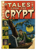 Golden Age (1938-1955):Horror, Tales From the Crypt #22 (EC, 1951) Condition: FR/GD....