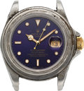 Timepieces:Wristwatch, Rolex, Submariner, Stainless Steel, Ref. 16610, circa 1995, Parts Watch. ...