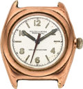 Timepieces:Wristwatch, Rolex, Ref. 3696 Parts Watch, circa 1936. ...