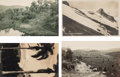 Photographs:Gelatin Silver, Hugo Brehme (German, 1882-1954). A Group of Four Mexican Postcards (4 works). Gelatin silver. 5-1/2 x 3-1/4 inches (14.0...