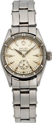 Rolex, Lady's Steel Oyster Perpetual, Ref. 6505, For Restoration