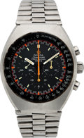 Timepieces:Musical - Mechanical , Omega, Speedmaster Professional Mark II Chronograph. ...
