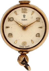 Tudor, Ball-Shaped Pendant Watch