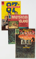 Silver Age (1956-1969):Science Fiction, Silver Age Movie/TV-Related Comics Group of 14 (Various Publishers, 1960-69).... (Total: 14 Comic Books)