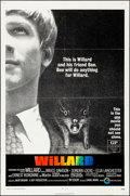 """Movie Posters:Horror, Willard & Other Lot (Cinerama Releasing, 1971). Folded, Overall: Very Fine-. One Sheets (3) (27"""" X 41""""). Horror.. ... (Total: 3 Items)"""