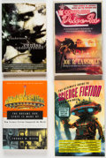 Books:General, Assorted Sci-Fi Fiction and Nonfiction Books Box Lot (Various, 1970s-2000s)....