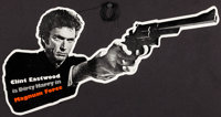 "Magnum Force (Warner Brothers, 1973). Very Fine. Die-Cut Mobile (37"" X 15"") DS. Action"