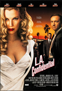 """L.A. Confidential (Warner Bros., 1997). Rolled, Very Fine. International One Sheet (27"""" X 40"""") SS. Crime"""
