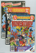 Bronze Age (1970-1979):Miscellaneous, DC Bronze Age Group (DC, 1971-78) Condition: Average FN+. Thisgroup includes Adventure Comics #461 and 462 (both Dollar...(Total: 16 Comic Books Item)