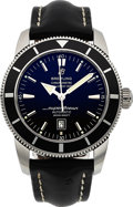 "Timepieces:Wristwatch, Breitling, Superocean Automatic, ""Heritage 46"", Ref. A17320. ..."