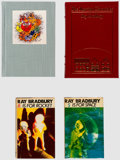 Books:First Editions, Ray Bradbury Signed Hardcover Books Group of 5 (Various Publishers, 1968-2004).... (Total: 5 )