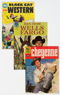 Golden and Silver Age Western Comics Group of 9 (Various Publishers, 1948-69).... (Total: 9 Comic Books)