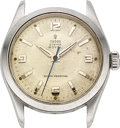 Timepieces:Wristwatch, Tudor, Oyster Royal, Stainless Steel, Ref. 7934, circa 1940's. ...