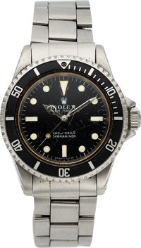 Rolex, Oyster Perpetual Submariner, Ref. 5513, circa 1968, For Restoration