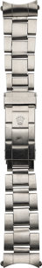 Timepieces:Other , Rolex, 9315 Stainless Steel Oyster Bracelet. ...