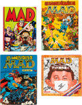 Books:Miscellaneous, MAD-Related Books Box Lot (Various, 1980s-90s)....