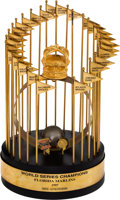 Baseball Collectibles:Others, 1997 Florida Marlins World Series Championship Trophy. ...