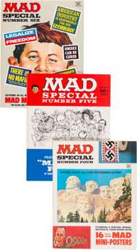 MAD Special Group of 42 (EC, 1980-84) Condition: Average NM-.... (Total: 42 Comic Books)