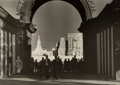 Photographs:Gelatin Silver, Yakov Khalip (Russian, 1908-1980). The Light Future, 1947. Gelatin silver. 8-3/8 x 11-3/4 inches (21.3 x 29.8 cm). Title...