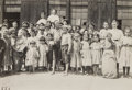 Photographs:Gelatin Silver, Lewis Wickes Hine (American, 1874-1940). Some of the Workers in a Packing Company, Plenty of Work even for the Tiniest Han...