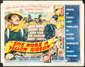 "Movie Posters:Western, She Wore a Yellow Ribbon (RKO, 1949). Fine. Title Lobby Card (11"" X 14""). Western.. ..."