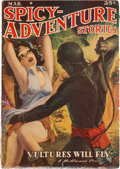 Pulps:Adventure, Spicy Adventure Stories - March 1939 (Culture) Condition: VG....
