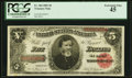 Fr. 364 $5 1891 Treasury Note PCGS Extremely Fine 45
