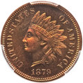 Proof Indian Cents: , 1879 1C PR66 Red and Brown PCGS. CAC. PCGS Population: (53/9). NGC Census: (35/2). PR66. Mintage 3,200. ...