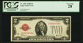 Fr. 1503 $2 1928B Legal Tender Note. PCGS Very Fine 20