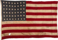 Military & Patriotic:WWII, USS Charles Carroll (APA-26) Ensign. . ...
