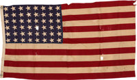 Pearl Harbor Ship - USS San Francisco (CA-38) Private Purchase Flag