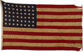 Military & Patriotic:WWII, U.S. Army Air Force Wheeler Field Flag 1941-1945. . ...