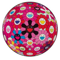Takashi Murakami (b. 1962) There is Nothing Eternal in the World, That is Why You are Beautiful, 2014